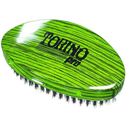 Torino Pro Wave Brushes By Brush King #43- Medium Curve Palm brush- For 360 Waves