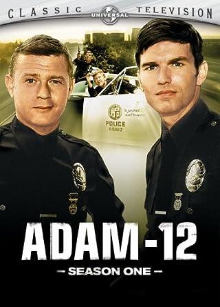 Amazon Com Adam 12 Season One By Martin Milner Movies Tv