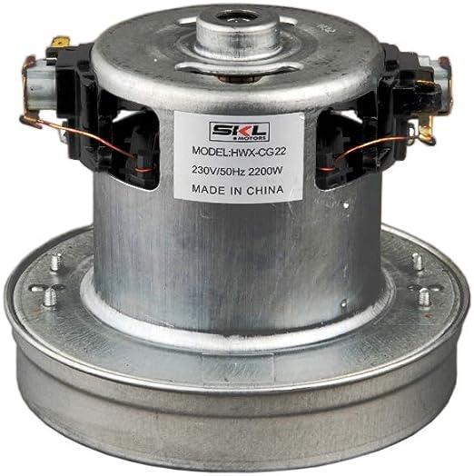 Universal Motor Ventilador para Aspiradora 2200W: Amazon.es: Hogar