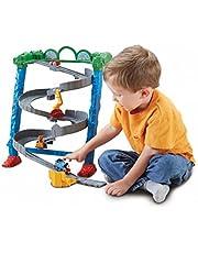 Thomas & Friends - Sodor Circuito Loco, Thomas y Sus Amigos (Mattel BCX21)