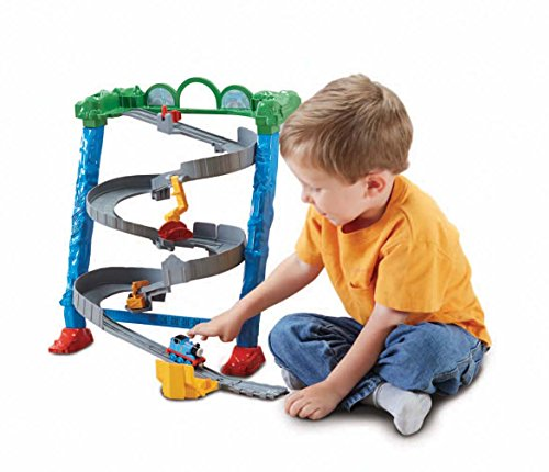 Fisher-Price Thomas & Friends Take-n-Play, Spills and Thrills 'n Sodor