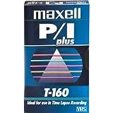 Maxell T-160 PROFESSIONAL-VIDEO TAPE 160 MIN 1PK (213011)