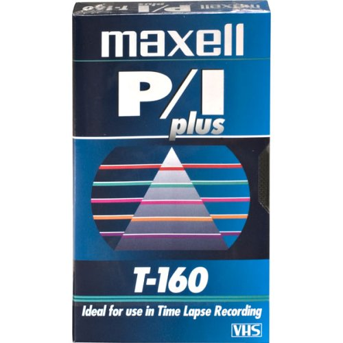 Maxell T-160 PROFESSIONAL-VIDEO TAPE 160 MIN 1PK (213011)