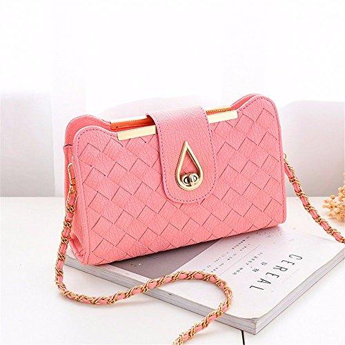 à porté Femme Dos pour a B Sac au Pink White Rice Main BMKWSG AqwfR5A