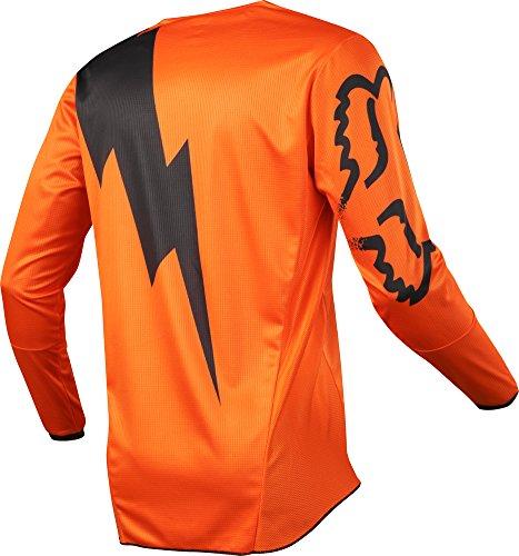 Fox Racing 2018 Youth 180 MASTAR Jersey Orange M by Fox Racing (Image #2)