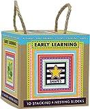 Innovative Kids Green Start Early Learning Stacking & Nesting Blocks