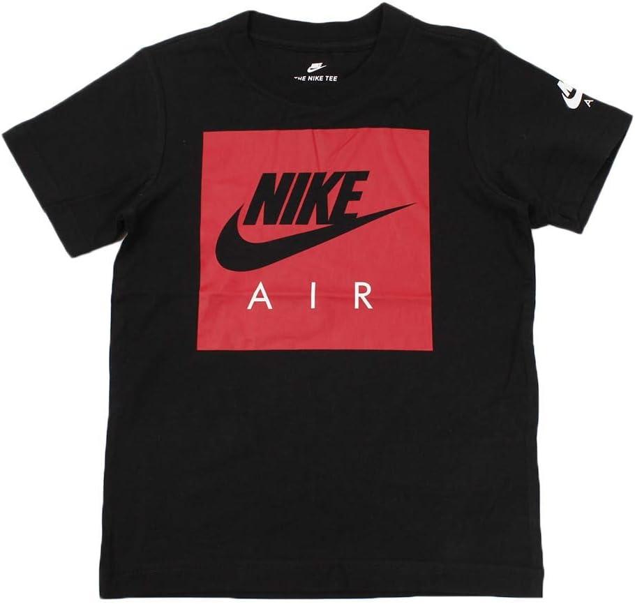 NIKE Air Box Logo - Camiseta Bebé-Niños: Amazon.es: Deportes y aire libre