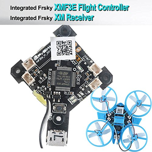 LITEBEE Frsky Mini Mini Mini Racing Drone Apus MQ60, FPV Drone Racing Integrated with FrSky XM Receiver, Drone FPV Racer by Brushed 615 Coreless Motors, Micro Race Drone Driving 31mm 4 Blade Propellers, for the Indoor Drone Racing Enthusiast by LITEBEE 34bc22