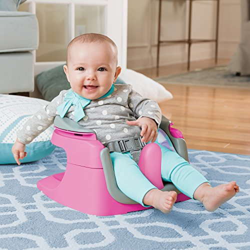 Summer Infant 4-in-1 Deluxe SuperSeat, Pink by Summer Infant (Image #1)