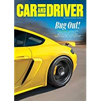 4-Year (48 Issues) of Car and Driver Magazine Subscription
