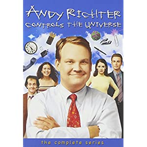 Andy Richter Controls the Universe: The Complete Series (2009)