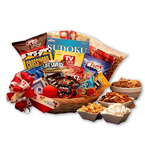 Gift Basket to say Feel Better Soon!