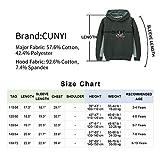 CUNYI Boys' Fashion Print Cotton Sweatshirts