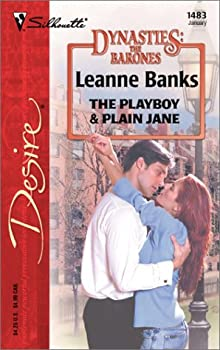 The Playboy & Plain Jane 0373764839 Book Cover