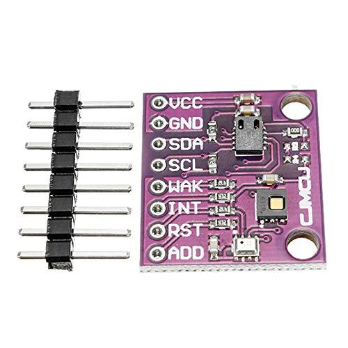 CCS811 HDC1080 Wenwenzui-ES CJMCU-8128 BMP280 Temperatur Luftfeuchtigkeit Gasdruck Modul Bord Hohe Pr/äzision CO2 Luftqualit/ätssensor