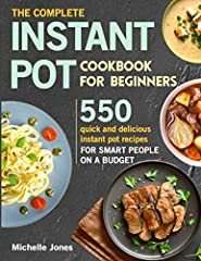 550 Easy Instant Pot Recipes for Quick & Efficient Cooking!                                  Do you crave quick & effortless instant pot recipes?            Would like to save precious time with effortless, yet tasty p...