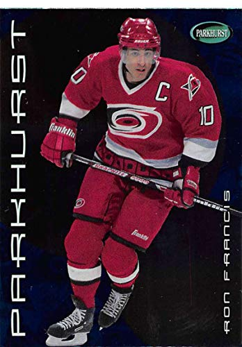 Amazon.com  2001-02 Parkhurst Hockey Card  153 Ron Francis NM-MT Carolina  Hurricanes Official ITG In The Game NHL Trading Card  Collectibles   Fine  Art 517bcdee0