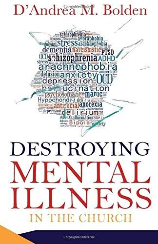 Read Online Destroying Mental Illness in the Church: A Resource Handbook ePub fb2 book
