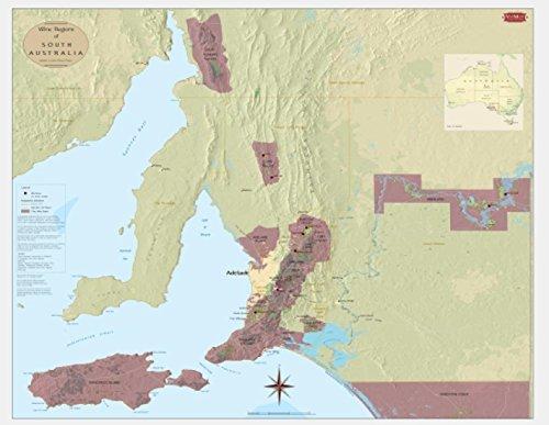 Mclaren Vale Shiraz (Australia : wine regions of south Australia)
