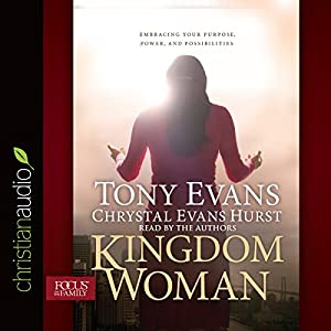 Kingdom Woman Audiobook