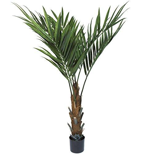 Pure Garden 60 Inch Kentia Palm Tree (Palm Tree Cascade)