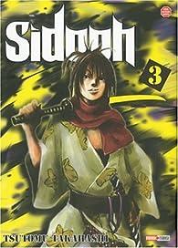 Sidooh, tome 3 par Tsutomu Takahashi