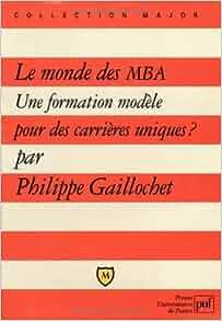 Le Monde des MBA : Une formation modèle pour des carrières