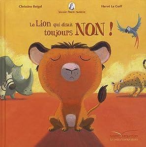 """Afficher """"Mamie Poule raconte n° 3 Le lion qui disait toujours non"""""""