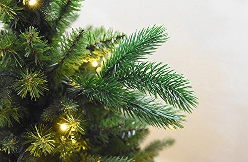 Yarssir 20pcs Artificial Greenery Pine Needle Garland Pine Picks for Christmas Holiday Home Decor