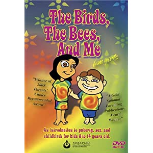The Birds, the Bees and Me: For Girls movie
