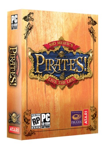 Sid Meier's Pirates! (Live the Life) (Vintage Character Port)