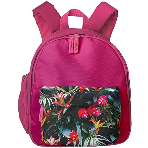 [PALM COLORFUL TUMBLR Printed Kids School Backpack Cool Children Bookbag Pink] (Movie Costumes Tumblr)