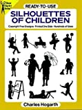 Ready-to-Use Silhouettes of Children, Charles Hogarth, 0486270289