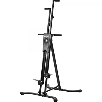 Gorilla Sports Grimpeur Vertical - Vertical Climber - Stepper - Machine  d´Escalade - 2 c78b674c3db