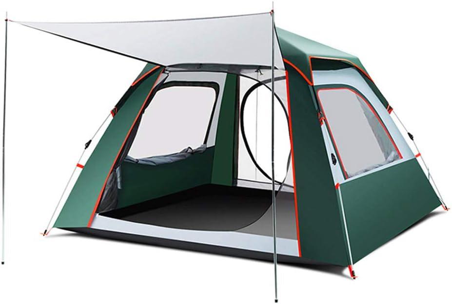 ALTINOVO Familia Exterior Camping Doble Puerta Carpa Marco ...