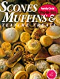 img - for Scones, Muffins and Teatime Treats (Step-by-Step) book / textbook / text book
