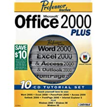 Professor Teaches Office 2000 Plus V3.0 Win 95