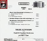 Mendelssohn: Violin Concerto in E