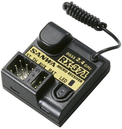 三和電子機器 RX-371 2.4GHz-3ch DSSS2 2.4GHz-3ch RX-371 水上陸上用 107A40841A 107A40841A B0031RDIQW, 朝廷屋:f5a84fe2 --- itxassou.fr