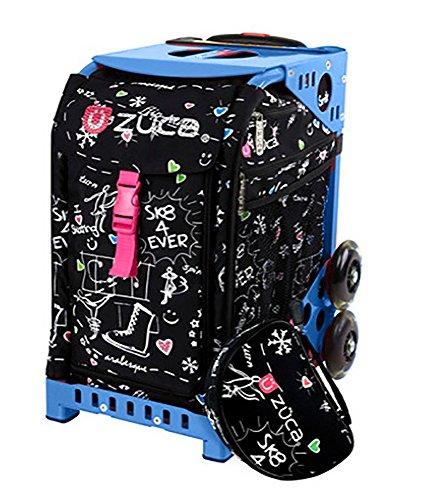ZUCA Bag Black Sk8 Limited Edition