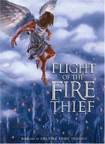 Download Flight of the Fire Thief pdf epub