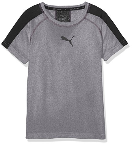 2 Active shirt Heather Enfant Puma Medium T Cell Grigio aP4SqWSw