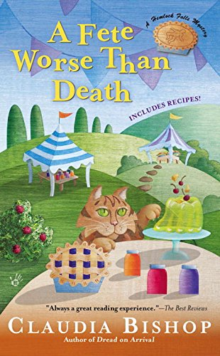 A Fete Worse Than Death (Hemlock Falls Mysteries)