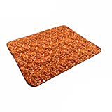TY BEI Outdoor Picnic Mat Moisture Pad Thick Warm Tent Pad Beach Mat Wild Camping Picnic Lunch Break Pad 180150cm |