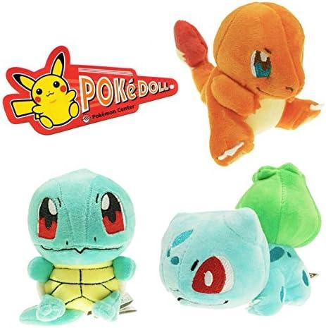 Pokemon Go - CHARMANDER pupazzo di peluche di qualità - Pokedoll