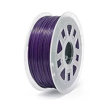 2.2LB Shiny Silky Purple Blue Printing Material Lilac Violet Mauve Lavender Pansy Orchid Amethyst Raisin Dark Reddish Purple by SHENGTIAN Silk Purple 3D Printer PLA Filament 1.75mm 1KG