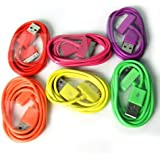 W7R6 1m 3ft Usb Date Sync Charger Cable Cord for Apple Iphone 4g/4s/3g/3gs Ipad Ipod