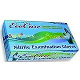 Maytex Corp 5865-M Nitrile Exam Gloves, Powder Free, Case, 10 Boxes, 1000 Gloves, Medium