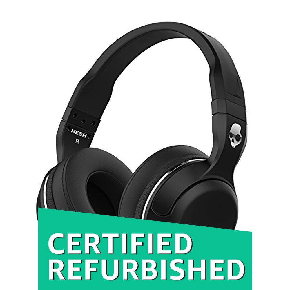 (Renewed) Skullcandy S6HBGY-374 Wireless On-Ear Headset with