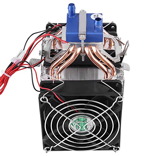 DC 12V Thermoelectric Cooler Peltier System Semiconductor Refrigeration Water Chiller Cooling Device for Fish Tank(120W (for 30L tank)) by Hilitand (Image #3)